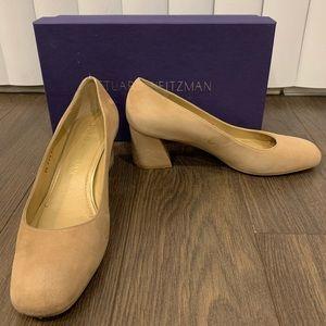 Stuart Weizman block heel pumps *Capsule*